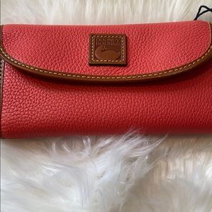 New tags Dooney and Bourke wallet